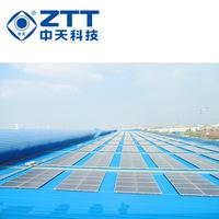 中天科技 太阳能发电 工商业屋顶光伏发电系统解决方案-10Kw