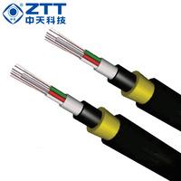 ADSS光缆ADSS-PE-24B1-700M 24芯单模光纤光缆 厂家直销