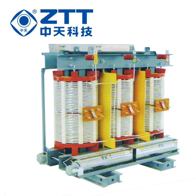 中天伯乐达变压器 非包封线圈干式变压器系列 三相变压器 订金